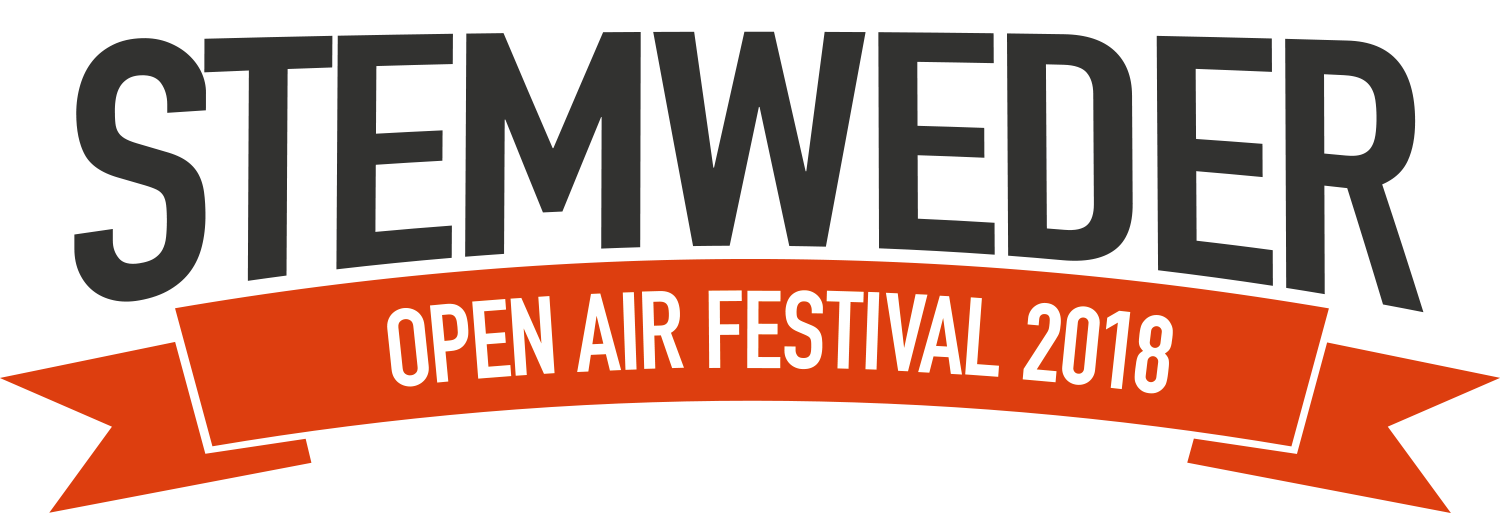 Logo Stemweder Open Air 2018
